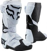 Fox 180 Motocross Boots White NEW